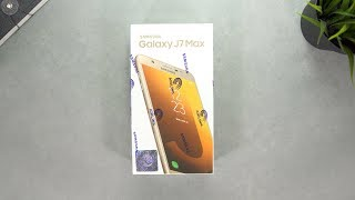 Samsung Galaxy J7 Max | Unboxing and First Look | Pakistan [Urdu/Hindi]
