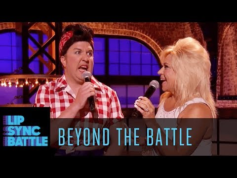 Thumbnail: Nick Swardson & Theresa Caputo Go Beyond the Battle | Lip Sync Battle