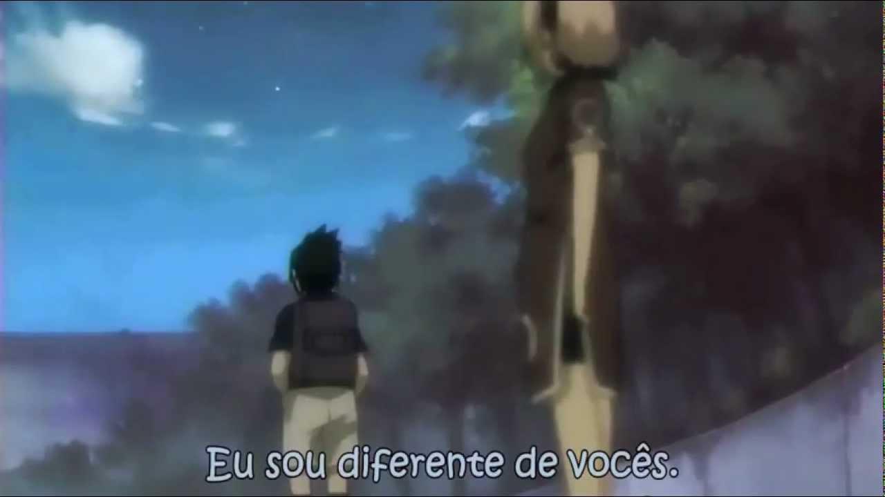 Despedida de Uchiha Sasuke - Shattered - YouTube