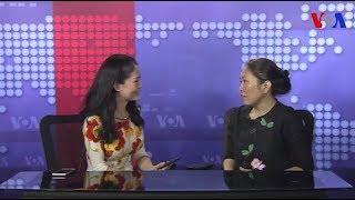 Mẹ Nấm: Tôi chỉ muốn dân Việt thôi sợ hãi (VOA)