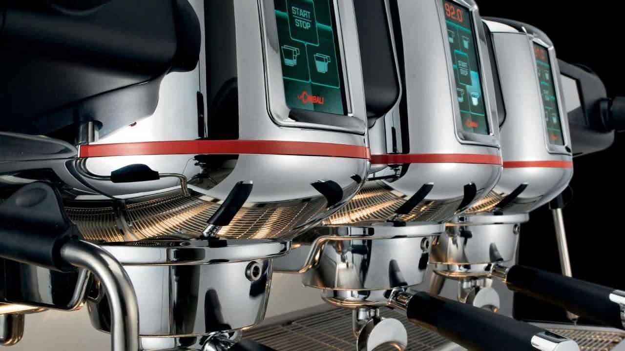 Cimbali m100 in anteprima il video della macchina da bar - Macchina del caffe bar ...