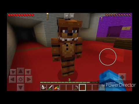 Fnaf Minecraft ep2: the security guard
