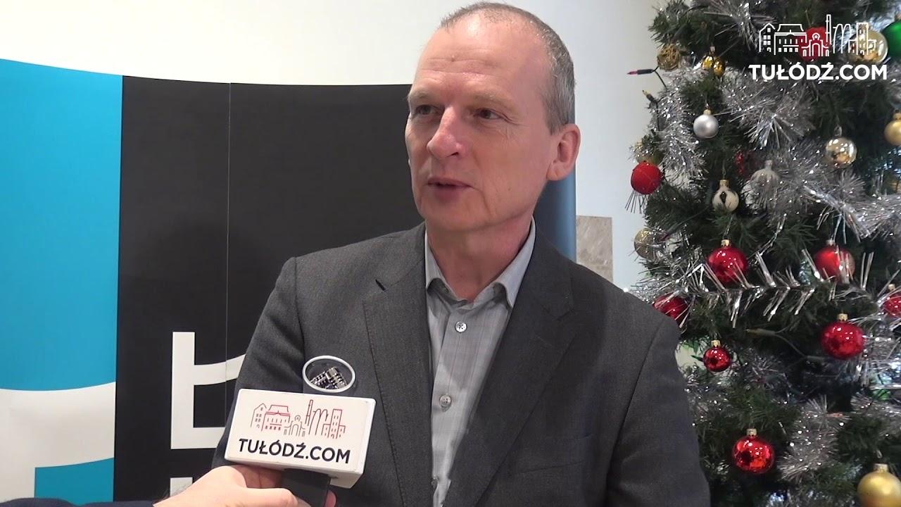 Wiceprezydent Wojciech Rosicki składa świąteczne życzenia