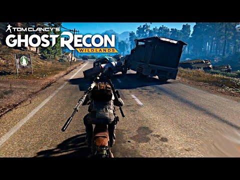 Ghost Recon Wildlands: Ataque surpresa do Over CO-OP #27