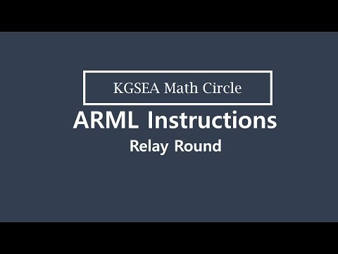 ARML Relay Round