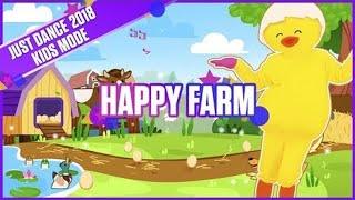 Just Dance® 2018 Kids: Happy Farm - Groove Century