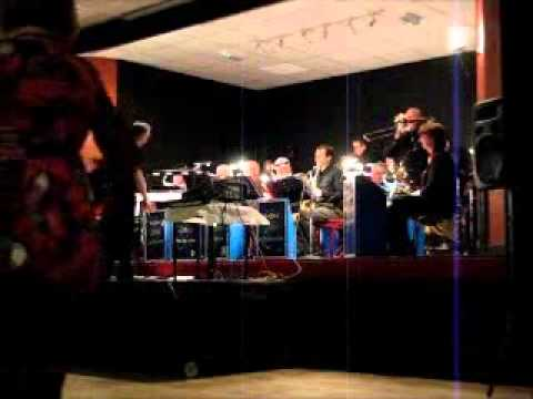 The Belfast Jazz Orchestra Play 'At The Woodchopper's Ball'