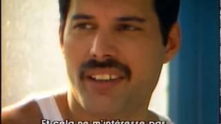 Фредди Меркьюри   Интервью 1984 год
