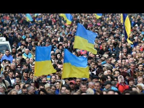 الانتخابات الرئاسية الأوكرانية: زيلينسكي يتعهد بـ-كسر النظام- في مناظرة مع بوروشنكو  - نشر قبل 2 ساعة