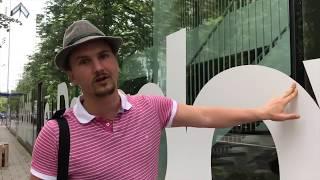 видео Остекление балконов деревом - преимущества и правила монтажа