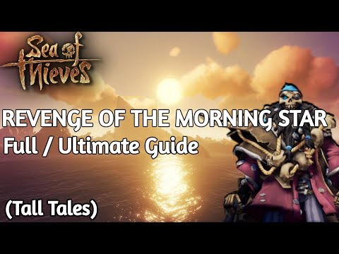 how-to-complete-revenge-of-the-morning-star-|-tall-tales-(sea-of-thieves)