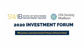 Wisconsin Local Government Finance Directors Panel