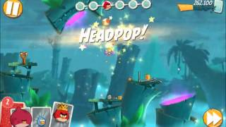 Angry Birds 2 Level 234 - Angry Birds 2 Walkthrough FULL HD SKILLGAMING