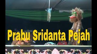 Wayang Golek Full Prabu Sridanta Pejah - Asep S Liliadi Sunarya