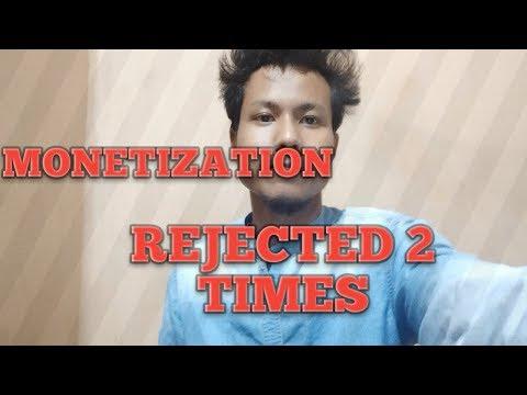 Monetize Jabai Dnwi    Rejected 2 Times  