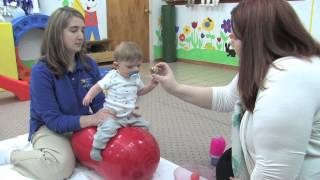 Physical Therapy at the Children's Therapy Center