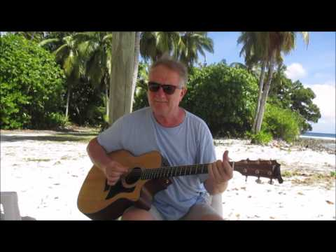 HEARTBREAK DRIVE by Michael Backhouse (live at Trannies Beach, Cocos Islands)