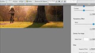 Creating A Graphical Header For Your Blogger Blog