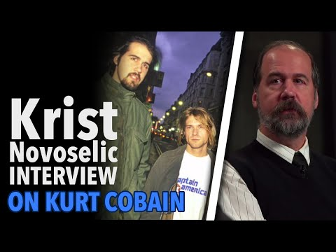 Nirvana Bass Player Krist Novoselic Still Dreams About Kurt Cobain
