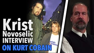 Nirvana Bass Player Krist Novoselic Still Dreams About Kurt Cobain
