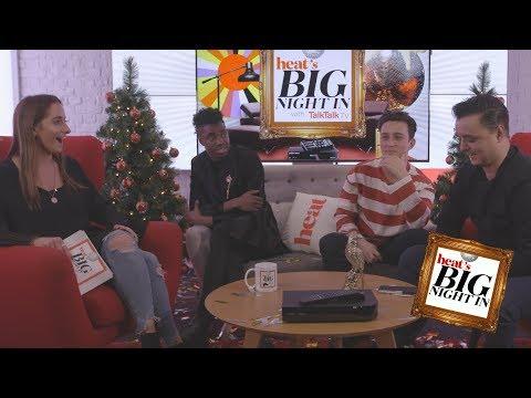 Dalton Harris's mind is BLOWN by BGT...