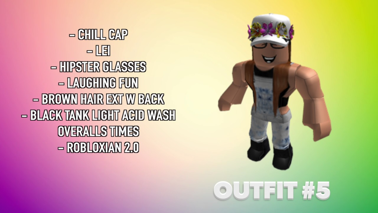 12 AWESOME ROBLOX OUTFITS (2017) - YouTube
