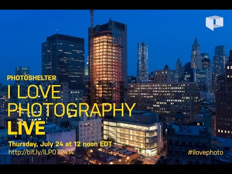 NYPD, the death of Eric Garner and Citizen Journalism | I Love Photography | Ep 25 | July 24, 2014