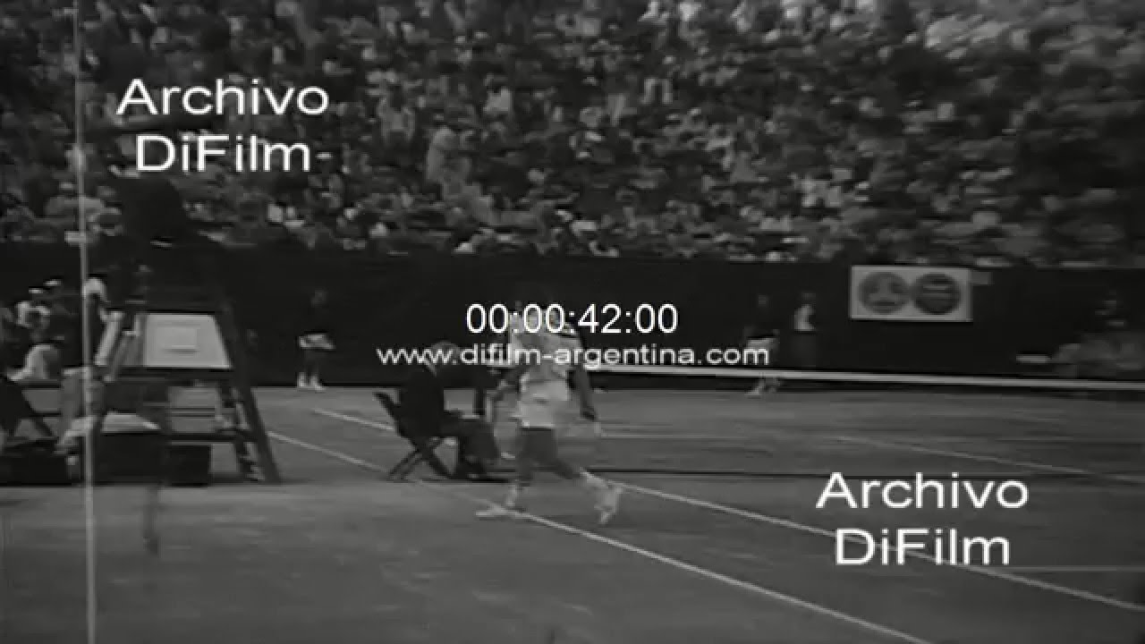 Di Guillermo Vilas vs Jimmy Connors US Open 1977