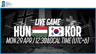 Венгрия : Республика Корея