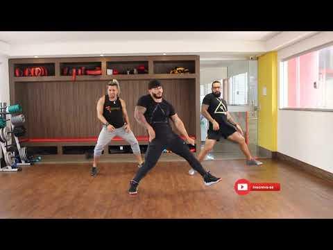 Convite especial - Parangolé ft 7Kssio - Coreografia l Coreografia l Ritmos Fit