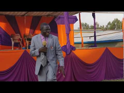 Message To Mon Madongo // Masogo Evangelistic Campaign // Ev Orienje - 2019