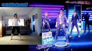 DANCE CENTRAL 3 Better Off Alone Easy Gameplay Xbox 360 Kinect