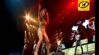 Дженнифер Лопес - в Минске, видео, 2012