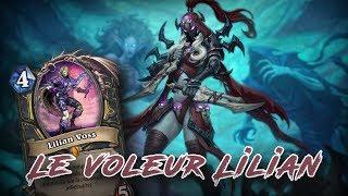 Le NOUVEAU VOLEUR Lilian, L