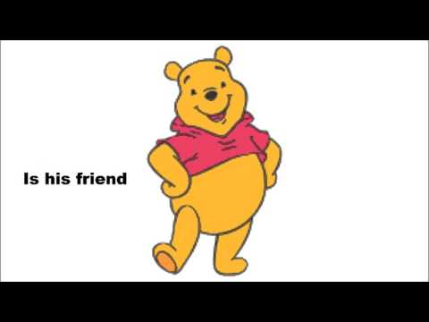Winnie the Pooh - Original Theme Song lyrics