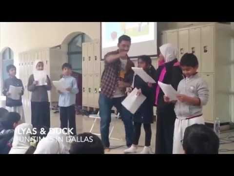 Ilyas & Duck Interactive Storytime - Islamic School of Irving, Texas