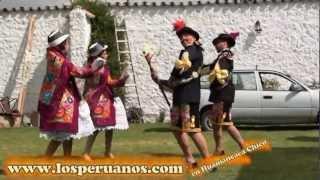 Chonguinada en la Festividad de la Virgen de Cocharcas 2012