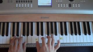 Easy-to-Play Piano - 10,000 Reasons (Bless the Lord) - Matt Redman (Matt McCoy)