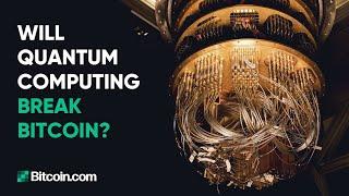 Miners Move 9,000 BTC, Quantum Computing Advances: The Bitcoin.com Weekly Update