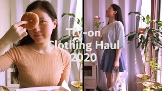 Back To School! Try on Clothin…