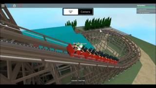 The Texas Giant Roblox Roller Coasters/Rides Ep7