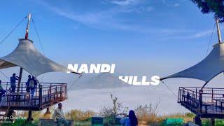 NANDI HILLS 💚 Cinematic travel vlog⚡