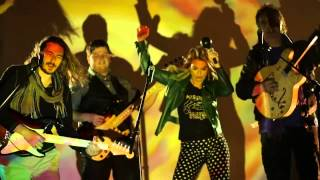 "Official Video for ""LOOK OUT"" from the release Fool Metal Jack by OS Mutantes"