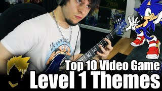 Top 10 Video Game Level 1 Themes - Guitar Medley (FamilyJules7x)(A lot of great songs made it on this list! I was super excited to come back to songs I've done before as well as try some ones I hadn't touched yet. Be sure to vote ..., 2016-03-15T19:00:01.000Z)