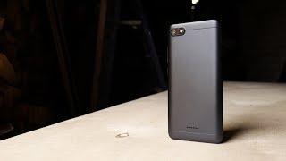 Самый дешевый смартфон за который не стыдно. Полный обзор xiaomi redmi 6a.