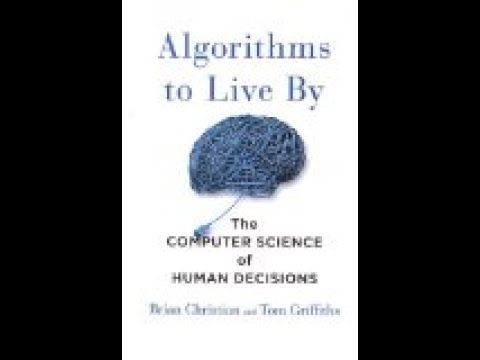 Algorithms to Live By Jul 2017