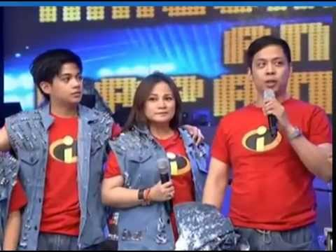 It's Showtime - Bida Kapamilya Celebrity Edition - Regine ...