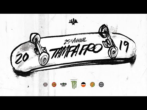 2019 TAMPA PRO QUALIFIERS, BEST TRICK AND CONCRETE JAM