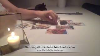 NEW MOON SOLAR ECLIPSE 21 August 2017 PSYCHIC TAROT ORACLE READING By Christelle Martinette