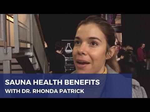 SAUNA HEALTH BENEFITS - Interview With Rhonda Patrick | SuperhumanTalks